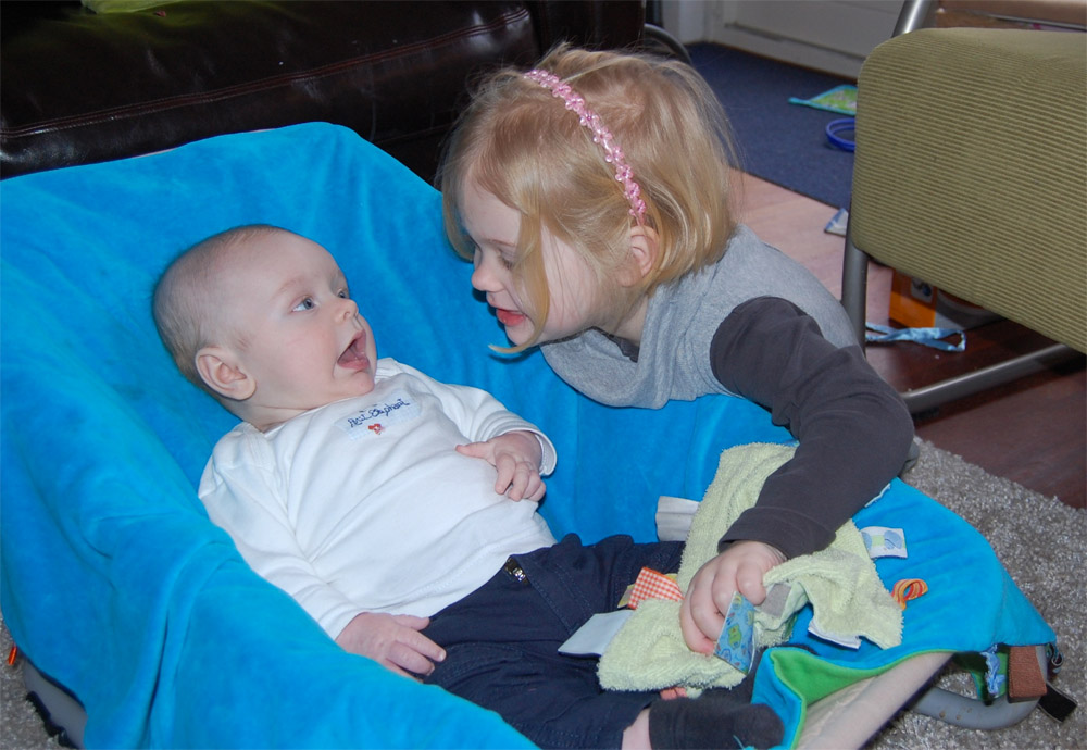 interactiefunctie tussen kinderen